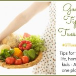 Check out all the helpful tips  on Good Tips Tuesday to help the busy homemaker!