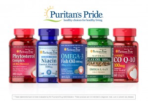 Be sure to check out why we switched to Puritan Pride's Vitamins in 2014! Also, enter the giveaway!