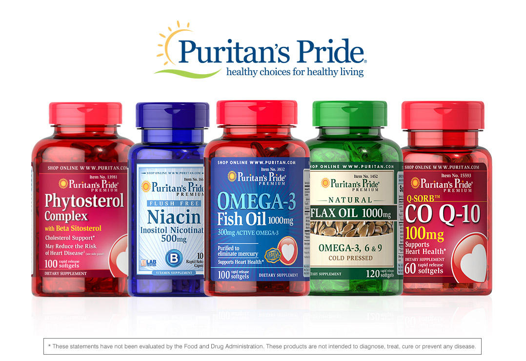 Why I Switched to Puritan's Pride in 2014 and Giveaway!