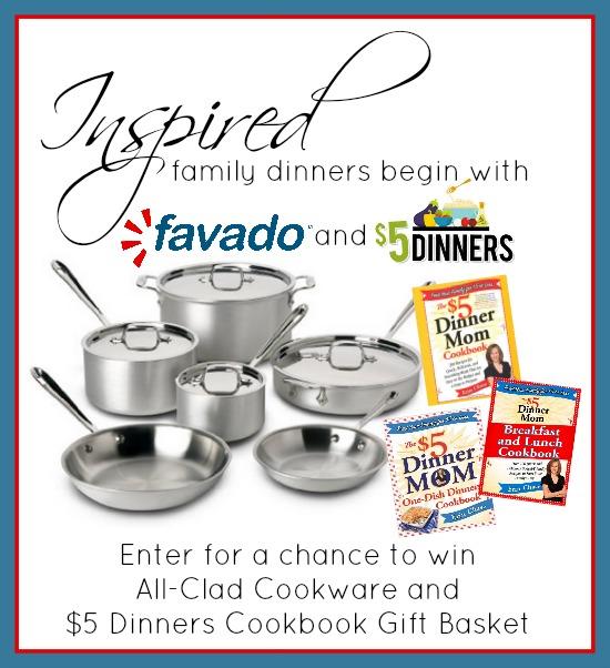 HUGE Inspired Dinner Giveaway!