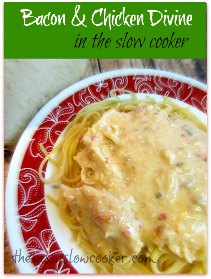 Slow Cooker Chicken and Bacon Recipes