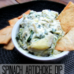 recipe spinach artichoke dip