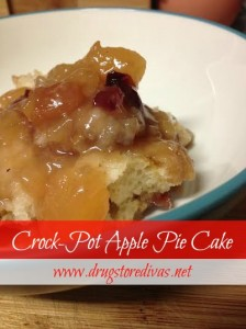 crockpot apple pie