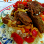crock pot pepper steak recipe