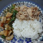 Crock Pot Chicken Adobo