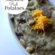 Crock Pot Mashed Red Potatoes Recipe