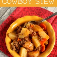 Slow Cooker Cowboy Stew