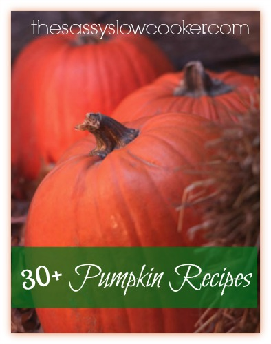 31+ Pumpkin Recipes that you MUST Try!