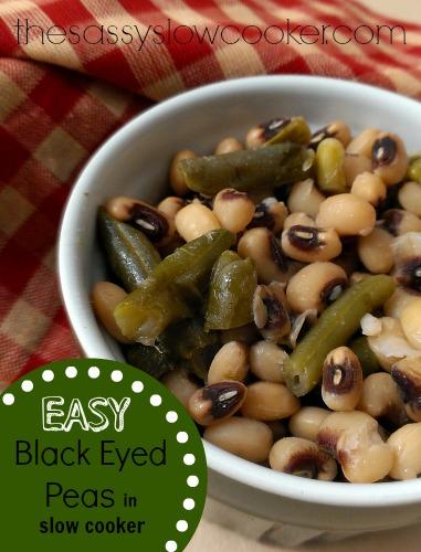 Black Eye Peas and Rice