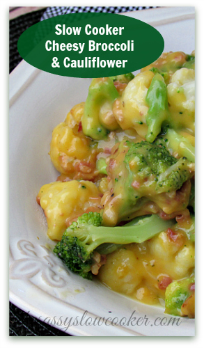 Slow Cooked  Broccoli Recipe