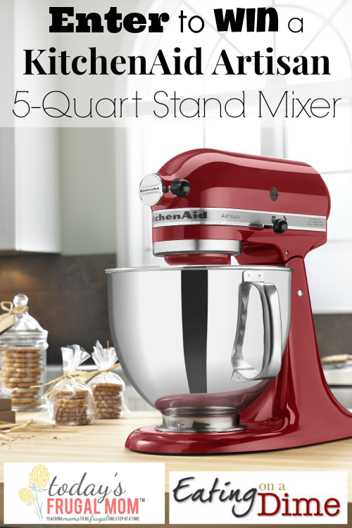 Kitchen Aide Giveaway! Hurry!