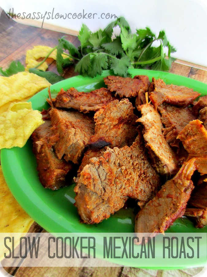 Who Doesn't Love Mexican Food? Try This EASY Mexican Roast!