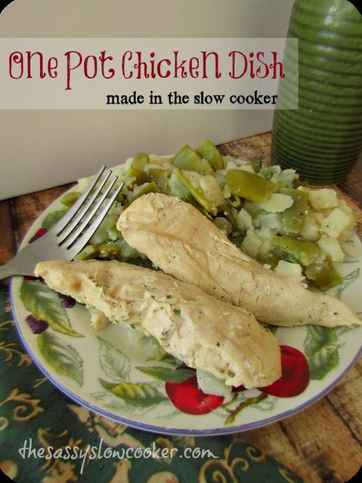 One Pot Chicken Recipe