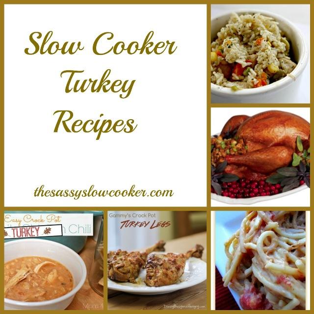 Turkey Slow Cooker Recipes
