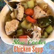 Crockpot Chicken Soup Recipe